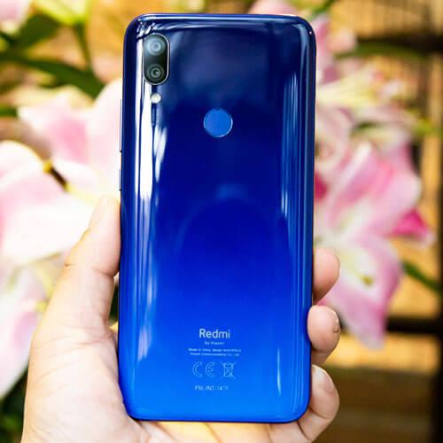 Thiết kế camera sau Xiaomi Redmi Note 7