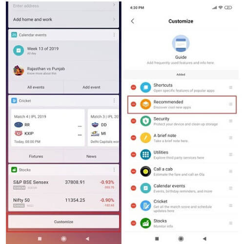 Gỡ bỏ ứng dụng cho Xiaomi Redmi 7