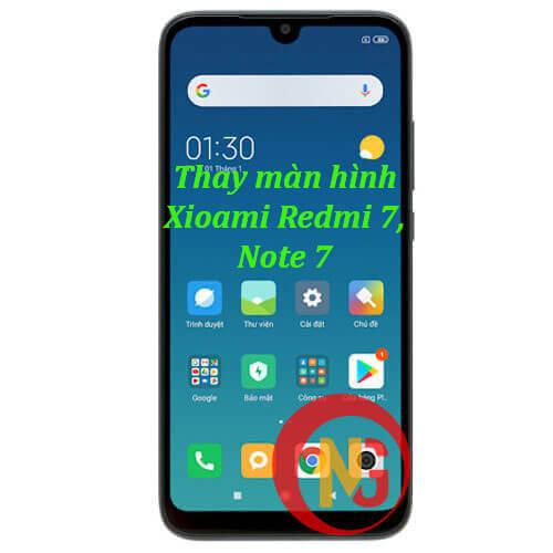 Thay màn hình Xiaomi Redmi 7, Note 7