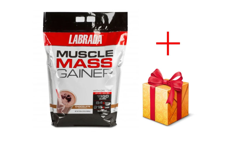 Sản phẩm Muscle Mass Gainer