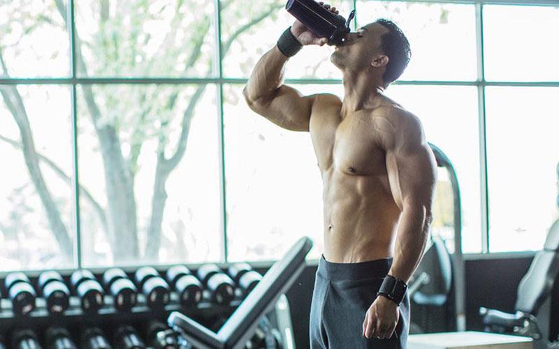 Sử dụng Muscle Mass Gainer giúp tăng cân hiệu quả