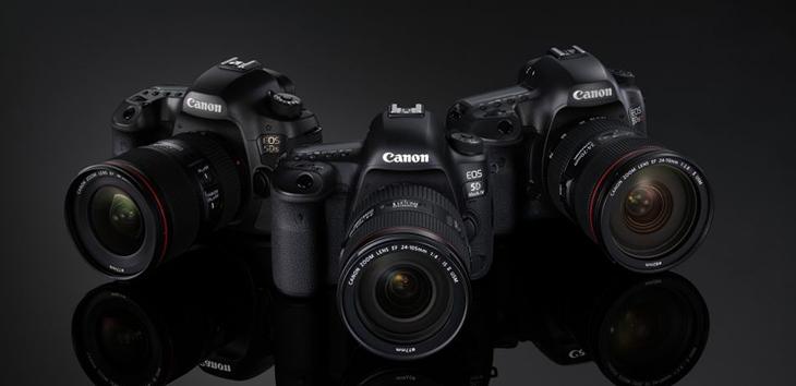 Các loại máy ảnh DSLR hiện nay