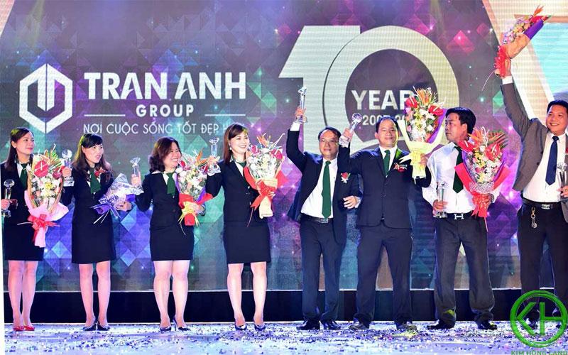 Công ty Trần Anh Group