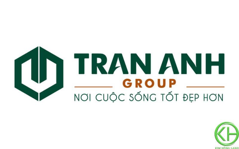 Logo thương hiệu Trần Anh Group