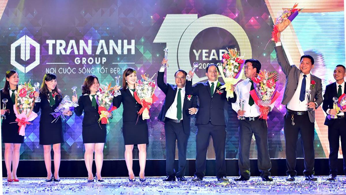 Chủ đầu tư dự án Trần Anh Group
