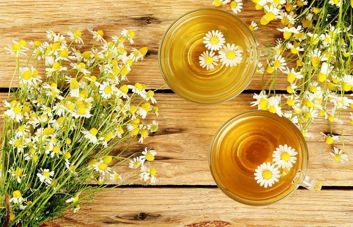 Trà hoa cúc giúp thúc đẩy hệ tiêu hóa