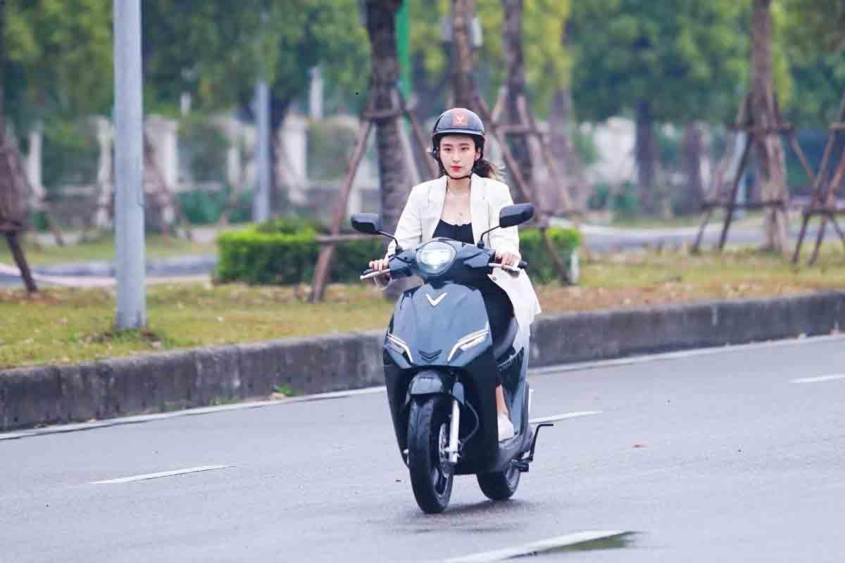 Mức phạt lỗi chạy quá tốc độ đối với xe máy