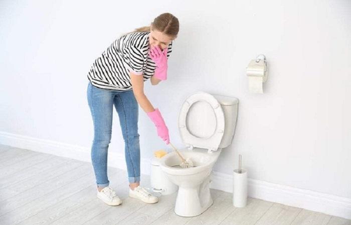 Nguyên nhân gây ra mùi hôi nhà vệ sinh